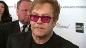 Elton John joins George Clooney's protest of the Sultan of Brunei's Hotels [Video]
