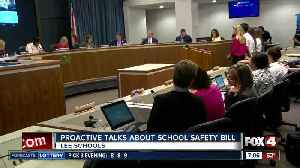 Lee County School District hosting meeting to discuss arming teachers [Video]