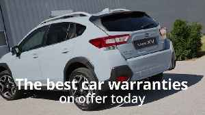 The best car warranties on offer today [Video]