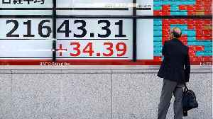 Asian Stocks Up On China's Good News [Video]