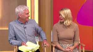 Holly Willoughby Falls For Live This Morning April Fools [Video]