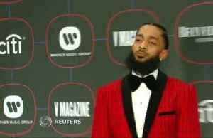 Tributes pour in for late rapper Nipsey Hussle [Video]