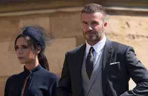 David Beckham wishes wife Victoria a Happy Mother's Day [Video]