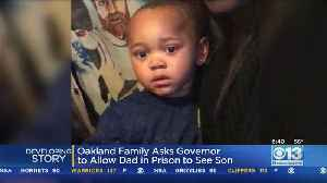 Family Asks Gov. Newsom For Prison Furlough For Father Of Oakland Boy Shot In Head [Video]