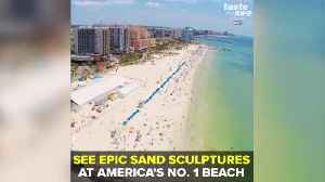 Pier 60 Sugar Sand Festival will feature world-class sculptors on Clearwater Beach   Taste and See Tampa Bay [Video]