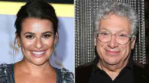 Lea Michele and Harvey Fierstein to Perform in 'Little Mermaid' Hollywood Bowl Show | THR News [Video]