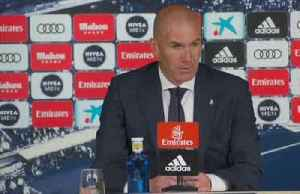 'I didn't give my son his debut, but to a player of the squad' - Zidane [Video]
