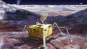 This Is the Lander That Could Find Signs of Life on Jupiter's Moon Europa [Video]