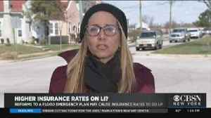 Flood Insurance Rates May Soar On Long Island [Video]
