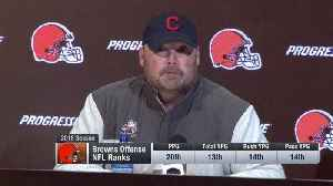 Cleveland Browns head coach Freddie Kitchens explains what wide receiver Odell Beckham Jr. brings to the Browns [Video]