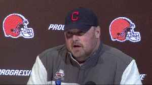 Cleveland Browns head coach Freddie Kitchens: Browns won't get caught up in how 'great' roster looks on paper [Video]