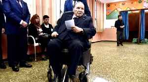 Algeria's Bouteflika will resign by April 28: State media [Video]