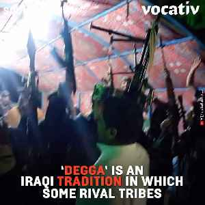 Tribes in Southern Iraq Are Solving Their Problems With Ceremonial Processions and Shooting At Rivals' Houses [Video]