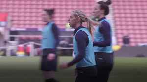 Lucy Bronze believes England can win FIFA Women's World Cup [Video]