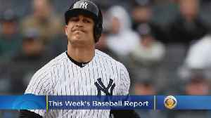 Baseball Report: Yankees' Injuries Piling Up [Video]