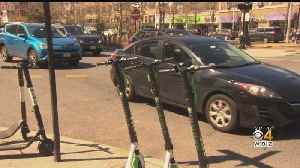 Woman Injured At E-Scooter Launch Event In Brookline [Video]