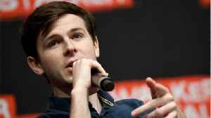 Chandler Riggs Throws Shade At Scott Gimple [Video]