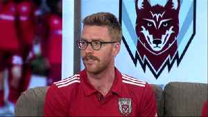 Chattanooga Red Wolves Soccer Club make their home debut Sat. April 6th [Video]