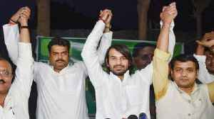 Tej Pratap Yadav launches Lalu Rabri Morcha Party, fields own candidate in LS polls | Oneindia News [Video]