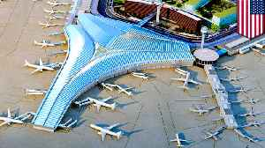 Chicago O'hare Airport getting new terminal [Video]