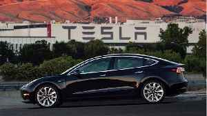 Tesla Pays Out $86,000 In Settlement Over Hazardous Waste And Air Pollution [Video]