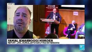 Jamal Khashoggi murder: 'The leaders of the west have let us down' [Video]