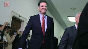 James Comey Says He May Be Responsible for President Trump's Win in 2016 [Video]
