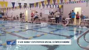 State Budget Cuts portion of Special Olympics Funding [Video]