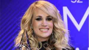 Carrie Underwood Goes Sans Makeup In New Social Media Post [Video]