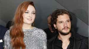 Sophie Turner Not Bothered That Kit Harington Made More Money Than Her On GOT [Video]
