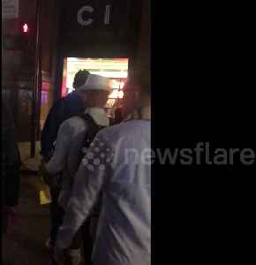 Team of brazen pickpockets filmed stealing from tourists near London's Piccadilly Circus [Video]