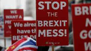 UK Lawmakers Look To Pass Law To Force PM May To Seek Brexit Delay [Video]