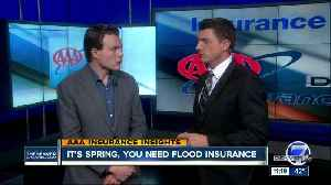 AAA- Now Is The Time To Buy Flood Insurance [Video]