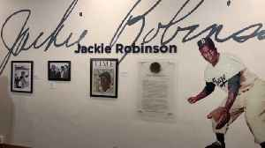 Historic Dodgertown in Vero Beach renamed Jackie Robinson Training Complex [Video]
