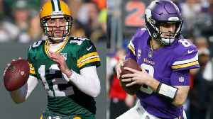 NFC North quarterbacks: Who matches up to Green Bay Packers quarterback Aaron Rodgers? [Video]