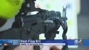 Gov. Polis Pledges To Sign 'Red Flag Bill' [Video]