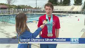 Special Olympics Silver Medalist In Rocklin [Video]