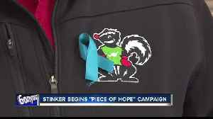 Stinker Stores kick off 'Piece of Hope' campaign [Video]