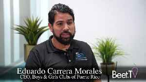 The U.S. Media Industry Steps Up with Boys & Girls Clubs of Puerto Rico to Break the Cycle of Poverty [Video]