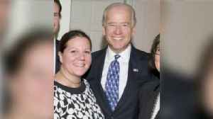 Connecticut Woman Accuses Joe Biden of Touching Her Inappropriately at Fundraiser [Video]