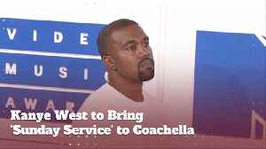 Kanye West Will Be At Coachella For Easter Sunday [Video]
