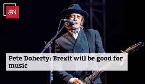 This Singing Star Thinks Brexit Is Great For The Music Business [Video]