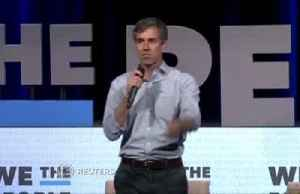 Beto O'Rourke and Elizabeth Warren talk voting, campaign funding at the 'We The People' summit [Video]