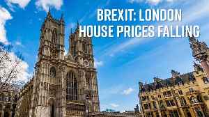 Brexit is affecting London's house prices [Video]