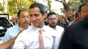 Venezuelan judge moves to strip Juan Guaido's immunity