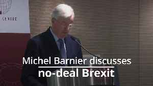 Barnier: No deal becoming 'day after day more likely' [Video]