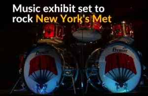 Rock and Roll's iconic instruments go on display in New York [Video]