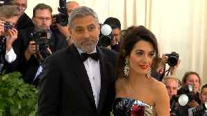 George Clooney clarifies his position on sultan of Brunei's hotel boycott [Video]