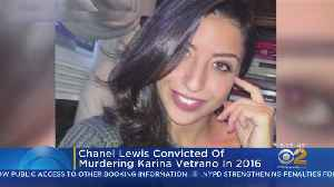 Chanel Lewis Guilty On All Counts In 2016 Murder Of Karina Vetrano [Video]
