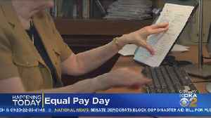 Equal Pay Movement Observing Day For Women [Video]